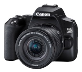 Canon EOS 250D + 18-55mm IS STM + 50mm STM