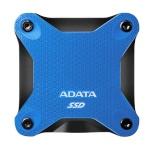 ADATA External SSD SD600Q 480 GB, USB 3.1, sinine