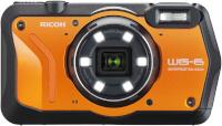 Ricoh WG-6 oranž