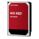 WD kõvaketas 2TB Red 64MB