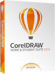 Corel tarkvara Cdraw Home+student Suite 2019