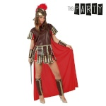 Maskeraadi kostüüm täiskasvanutele Th3 Party Rooma sõdalanna Suurus XL