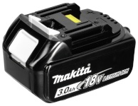 Makita aku BL1830B Battery 18V 3.0Ah