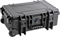 B&W kohver Outdoor Case Type 6600 B + Padded Divider RPD