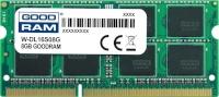 Goodram mälu GOODRAM DDR3 SO-DIMM 8GB 1600MHz CL11 DELL