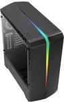 AeroCool korpus ATX SCAR RGB TEMPERED GLASS - 1x120mm must FAN