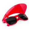 BGB Accessories päikeseprillid Visiiriga 144803 Värvus Punane