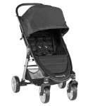 Baby Jogger jalutuskäru City Mini 4W 2 Jet (mudel 2019)