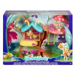 Mattel Set with Enchantimals Baxi Butterfly & Wingrid
