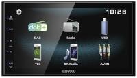 Kenwood multimeediakeskus DMX125DAB