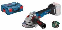 Bosch nurklihvija GWS 18V-10 SC, 125mm Cordless Angle Grinder juhtmevaba