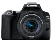 Canon EOS 250D + 18-55mm IS STM must