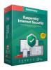 Kaspersky viirusetõrje Internet Security 5 User In