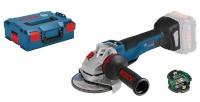 Bosch nurklihvija GWS 18V-10 PSC, 125mm Cordless Angle Grinder juhtmevaba