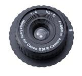 BIG objektiiv Holga 60mm F8.0 Canon