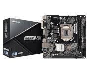 ASRock emaplaat H310CM-HDV, LGA1151, DDR4 2666, 4 SATA3, DVI-D, D-Sub, HDMI