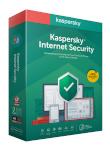 Kaspersky viirusetõrje Internet Security 3 User In