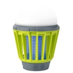 BGB Elektriline Sääsepeletaja BRIGMTON BMQ10 25 m² LED Roheline