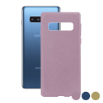 BGB Tech mobiiltelefoni kaaned Samsung Galaxy S10+ Eco-Friendly Kollane