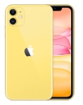 Apple iPhone 11 64GB Yellow, kollane