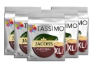 Tassimo kohvikapslid Jacobs Caffe Crema XL 16tk, 5-pakk