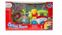 Askato Locomotive RC for a toddler
