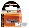 Ansmann patarei 10x1 Alkaline A23 12 V f. Remote Control