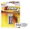 Ansmann patarei 50x2 Alkaline Micro AAA LR 03 X-Power
