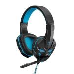 Aula kõrvaklapid Prime Basic Gaming Gaming Headset Blue, sinine
