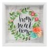 BGB Home S1123420 Maal Home Sweet Home (21 x 21 x 2 cm) 115773