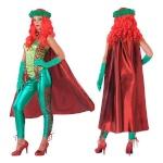 BGB maskeraadi kostüüm täiskasvanutele 115217 Koomiksitegelane, Suurus M/L
