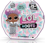 MGA L.O.L. advendikalender Surprise! #OOTD Winter Disco