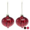 BGB Christmas Kuuseehted (2 pcs) 112490 Värvus Punane