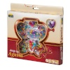 Dromader Agusia beads, butterfly in box