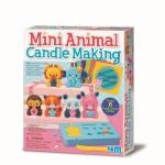 4M Mini candles-zwierzęta
