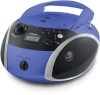Grundig magnetoola GRB 3000 BT sinine/hõbedane