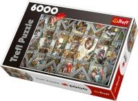 Trefl pusle PT-65000 6,000-osaline, Vault of the Sistine Chapel