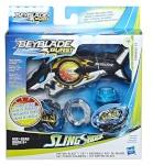 Hasbro spinner Beyblade Burst Turbo SlingShock, Riptide Blast Set, Forneus F4 (E5566)