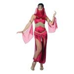 Maskeraadi kostüüm täiskasvanutele 111479 Araabia tantsija Suurus M/L