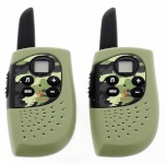 Cobra HM 230 Kids Walky Talky Armee (roheline)