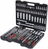 0S Tools 1/4 +3/8 +1/2 Socket Wrench-Set 179-osaline