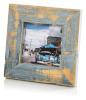 Bad Disain pildiraam 10x10 3,5cm sinine