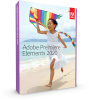 Adobe tarkvara Premiere Elements 2020, Retail 1-user Win/Mac DVD (Deutsch)