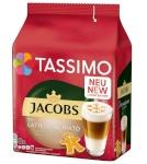 Tassimo kohvikapslid Jacobs Latte Macchiato Gingerbread, 8tk
