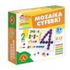 Alexander Push-In - Mosaic Numbers