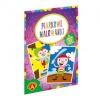 Alexander liivaga mängimise komplekt Sand Coloring Book Clown, Pirate