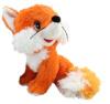 Axiom mascot fox Chytrusek II rudy 25 cm