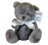Axiom mascot bear Elegancik with bow 18,5 cm
