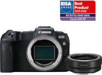 Canon EOS RP kere + EF-EOS R adapter