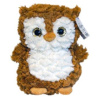 Axiom mascot owl Zosia brown